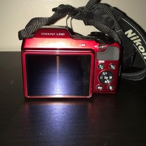 Nikon Other - nikon, coolpix L840, digital camera